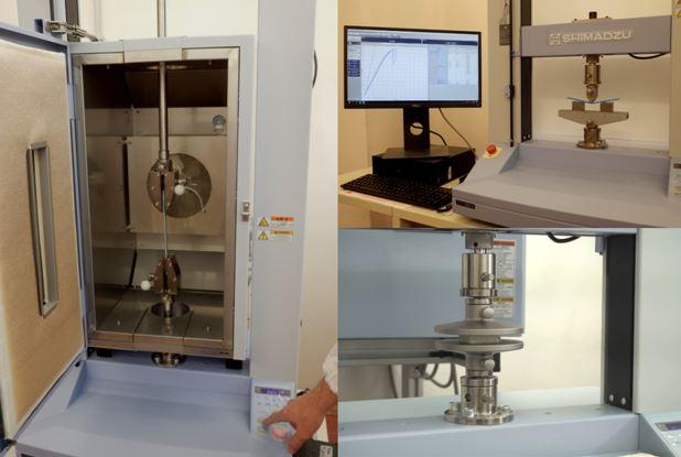 test meccanici sui materiali MaterialScan Trieste